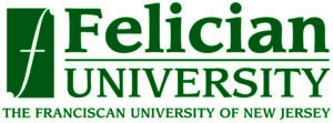 A logo of Felician University for our ranking of the top doctorates in psychology online.