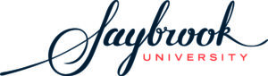 A logo of Saybrook University for our ranking of the top doctorates in psychology online.
