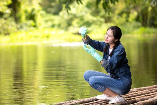 environmental science masters online