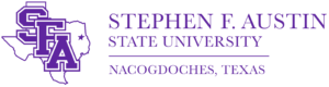A logo of Stephen F Austin State University for our ranking of the most affordable masters of environmental science.