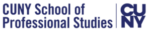 A logo of CUNY School of Professional Studies for our ranking of the most affordable online schools in New York City.