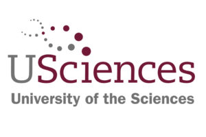 A logo of University of the Sciences for our ranking of the most affordable online schools in Philadelphia.