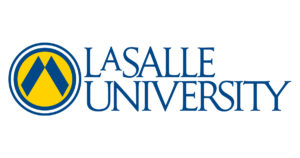 A logo of LaSalle University for our ranking of the most affordable online schools in Philadelphia.