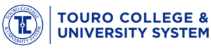 A logo of Touro College for our ranking of the most affordable online schools in New York City.