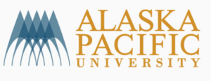 A logo of Alaska Pacific University for our ranking of the top doctorates in psychology online.
