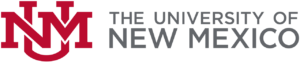 A logo of University of New Mexico for our ranking of the most affordable certified midwifery programs.