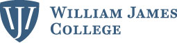 A logo of William James College for our ranking of the top doctorates in psychology online.