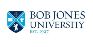 A logo of Bob Jones University for our ranking of the most affordable doctorates of ministry.
