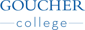 A logo of Goucher College for our ranking of the most affordable masters of environmental science.