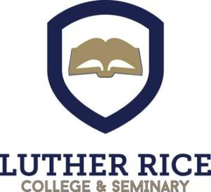 A logo of Luther Rice College & Seminary for our ranking of the most affordable doctorates of ministry.