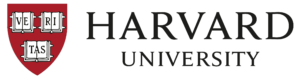 A logo of Harvard University for our ranking of the most affordable master's in genetics.