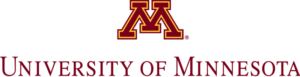 A logo of University of Minnesota for our ranking of the most affordable bachelors of construction management.