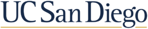 A logo of University of California San Diego for our ranking of the most affordable certified midwifery programs.