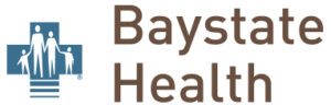 A logo of Baystate Medical Center for our ranking of the most affordable certified midwifery programs.